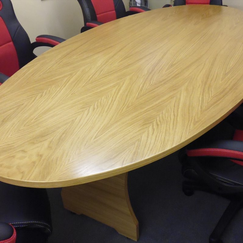 Loxley Scaffolding's Boardroom Furniture